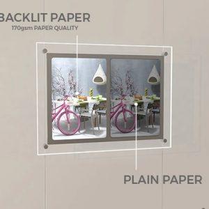 Backlit Film – 2021 Reduced Prices