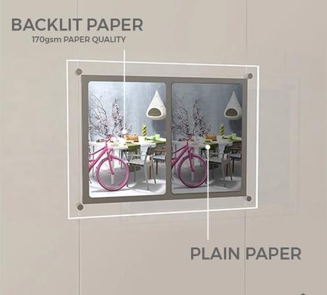 Backlit Film – 2021 Reduced Prices 1