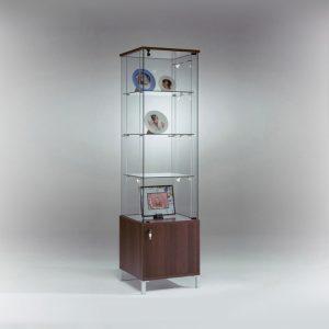 Kubica K48MA + MC5K Glass Display Storage Cabinet