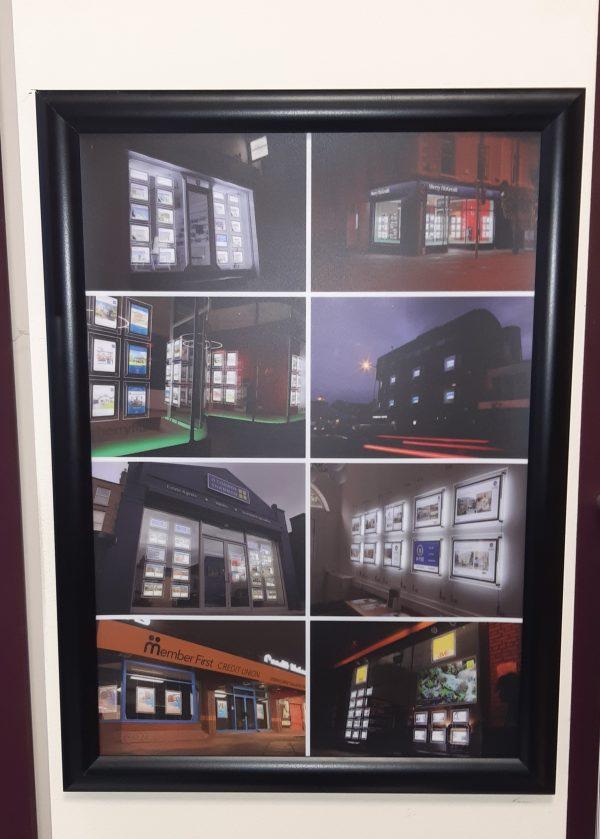 Black Snap Frames - Ex Stock 3