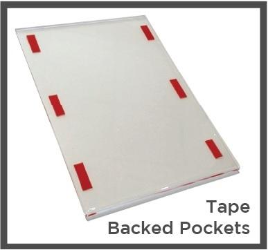 Acrylic Poster Pockets 7