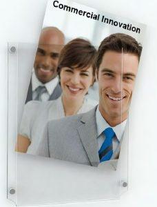Acrylic Poster Pockets