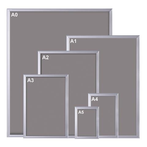 Aluminium Snap Frames 3