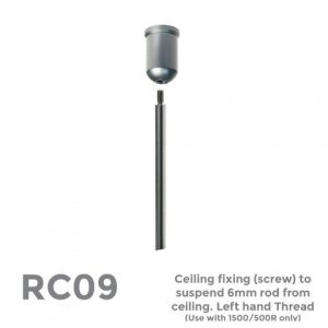 Ceiling Fixing (Screw)