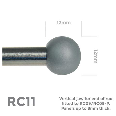 RC11 End Cap