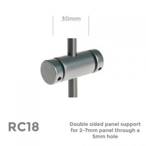 Double Sided Panel Support