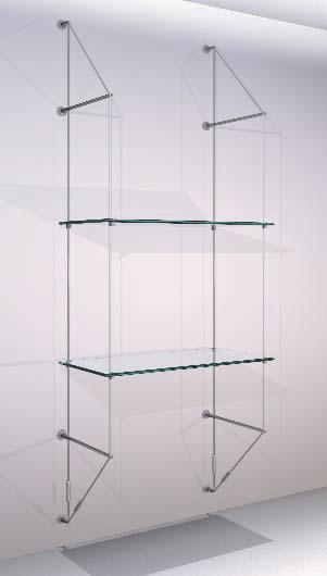 Display Shelving Kits - Cable 3