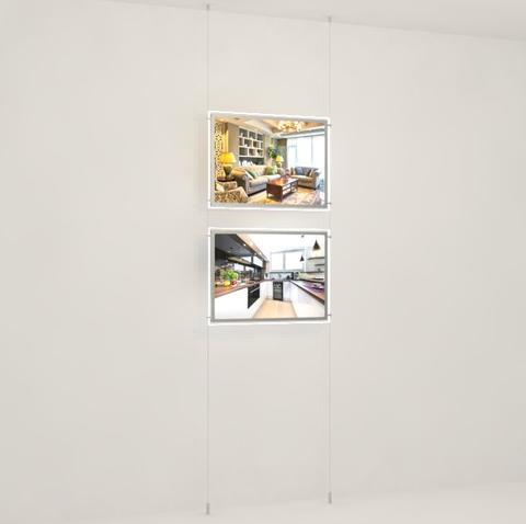 Micro Bevel LED Light Pocket Kits 2