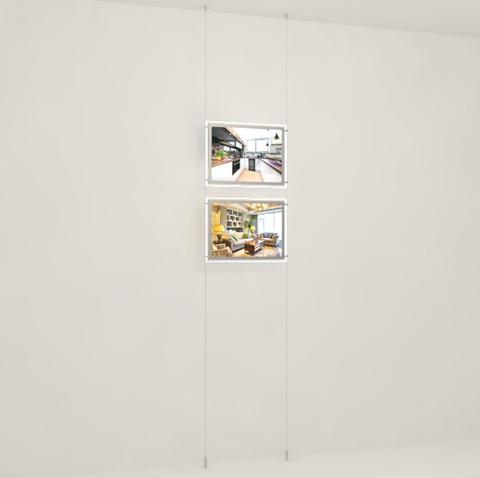 Micro Bevel LED Light Pocket Kits 1