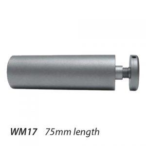 WM17-25mm diameter standoff 75 mm length