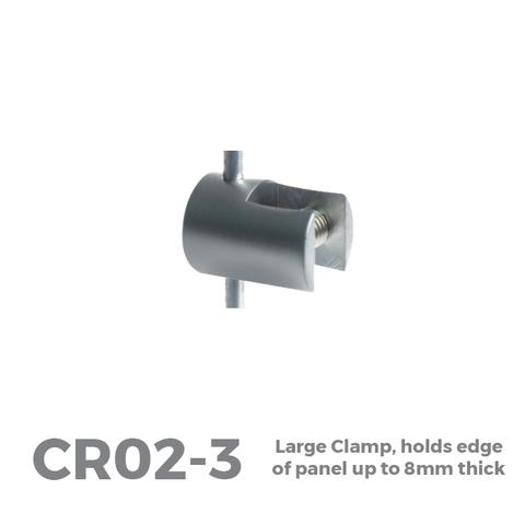 Large panel clamp 1