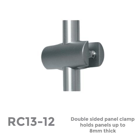 Double sided vertical clamp 1